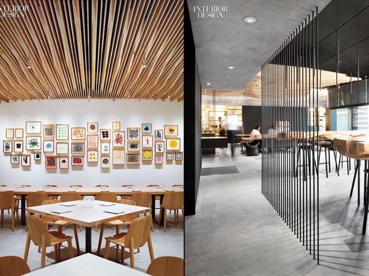In Situ Restaurant By Aidlin Darling Design San Francisco California Retail Blog