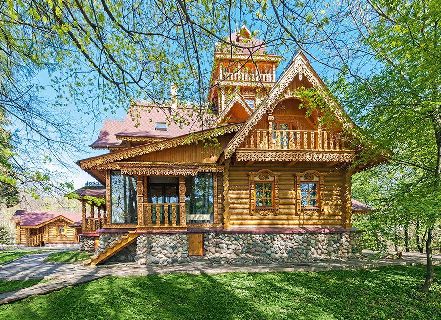 прекрасный терем дом картинки весьма