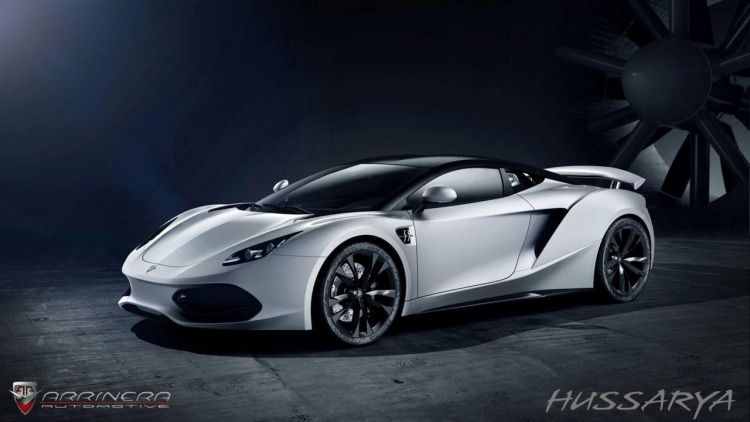 Arrinera Hussarya Redesign Photo Gallery Super Cars Concept