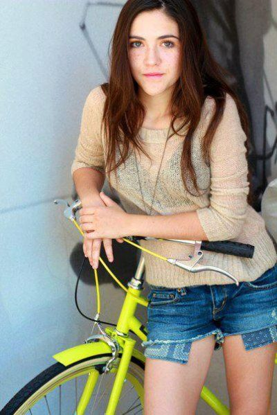 Isabelle Fuhrman -New photoshoot!