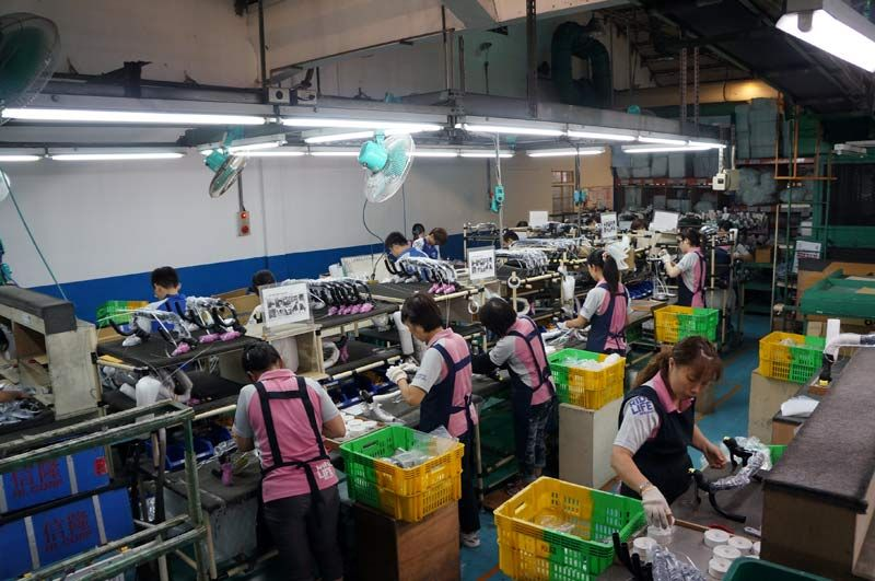 Taiwan Bike Tour Giant Bicycles Taichung Factory Visit Giant