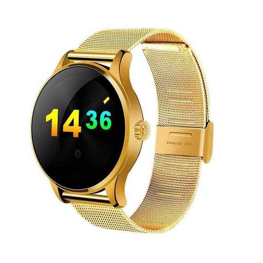 Die Smart-Uhren für Frauen und Männer ist der Ultimate Classic, Professional, Modisch und Intelligen...