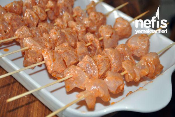 Fırında Tavuk Şiş Tarifi - Nefis Yemek Tarifleri   Foods ...
