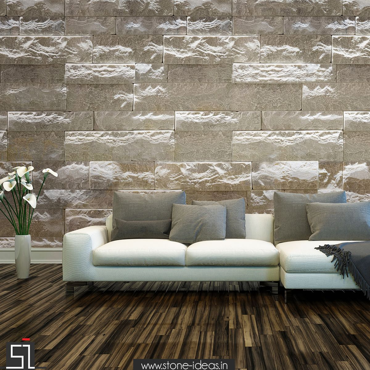 White Marble Stone Cladding Stone Cladding Interior Stone Wall Cladding Wall Tiles Design