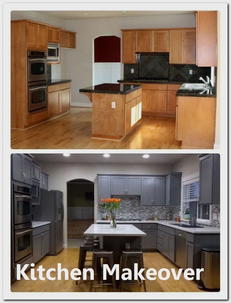 New Kitchen Makeover Ideas In 2020 Kitchen Diy Makeover Kitchen Design Home Kitchens