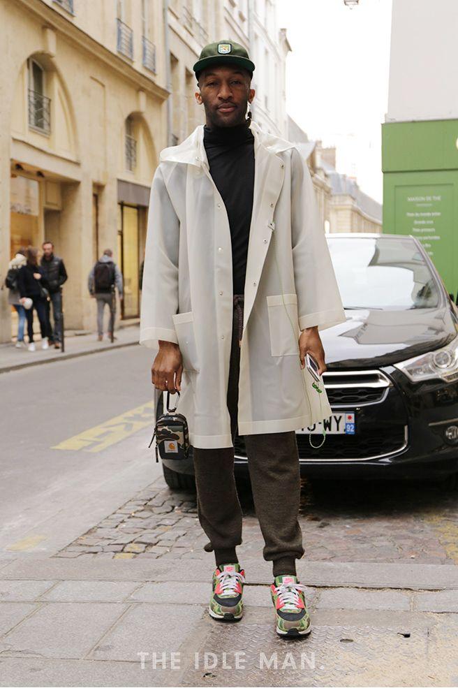 Men's Street Style - Rainy Days