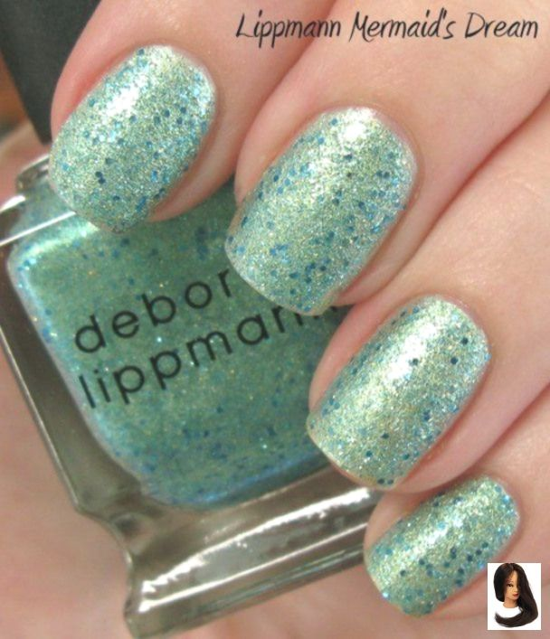 Mermaid's Dream. My summer pedi color! Effect swatch Mermaid's Dream.  My summer pedi color!        Mermaid's Dream.  My summer pedi color!
