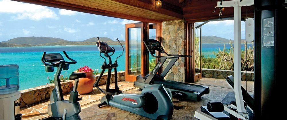 Gym Terrace At Home Gym Dream Gym Home Gym