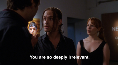 Best Quotes From Six Feet Under: Claire Fisher & Her Boyfriend