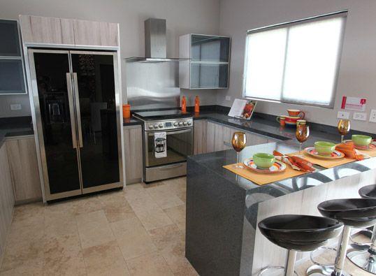 Cocina con acabados de lujo cocinas para inspirarte pinterest - Acabados de cocinas ...