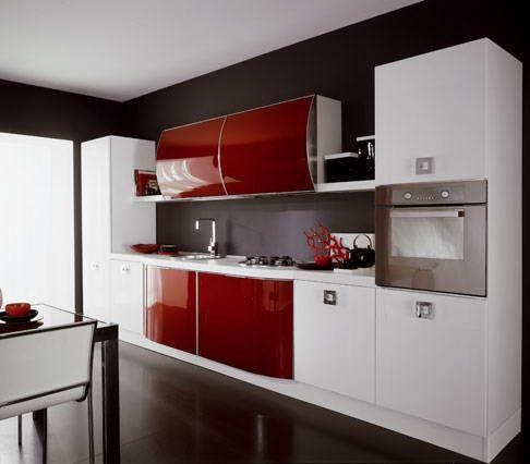 Cucina moderna Programma Dalì, Aran Cucine | Kitchens | Pinterest ...