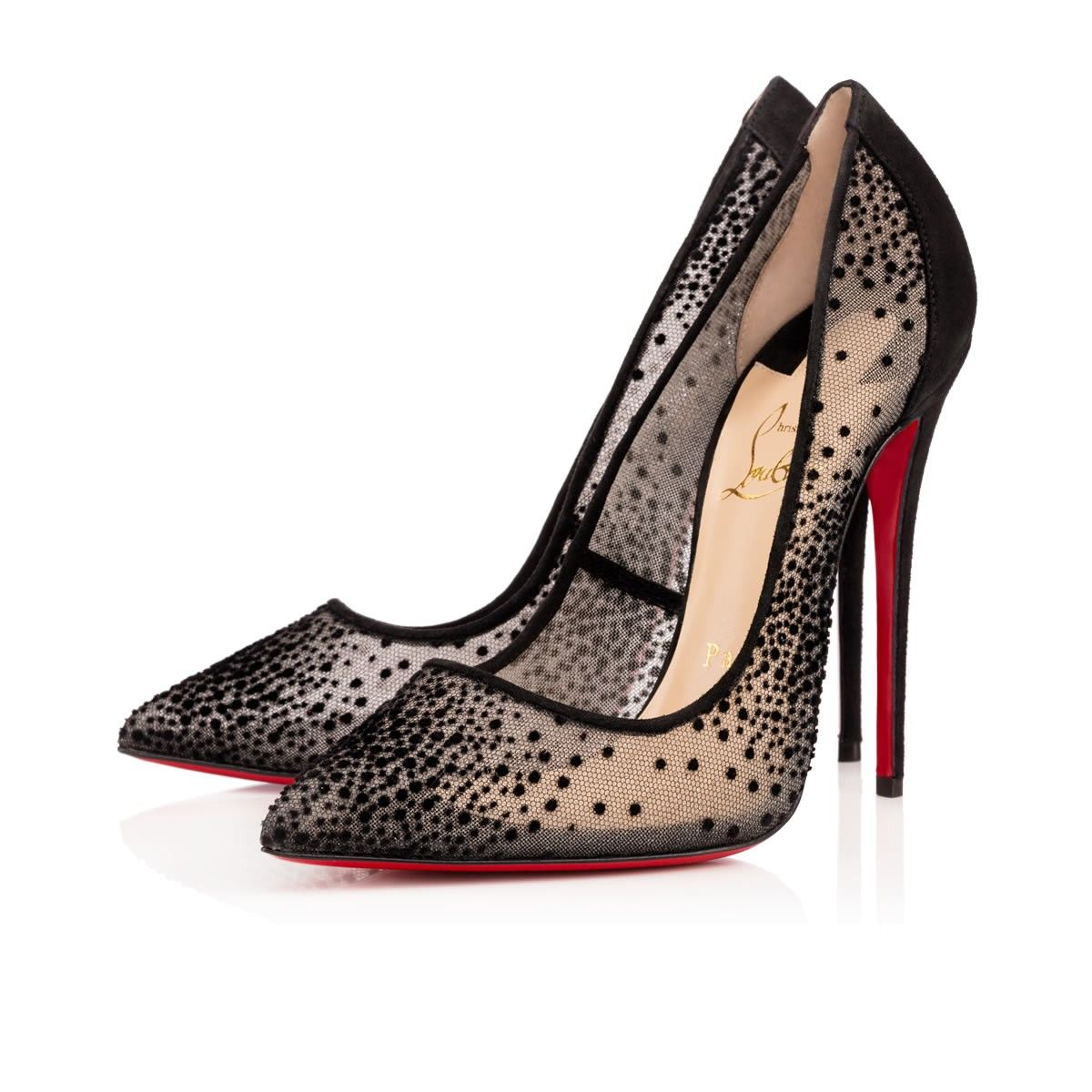 067c7e01ea1 Shoes - Follies Lace - Christian Louboutin I Love My Shoes