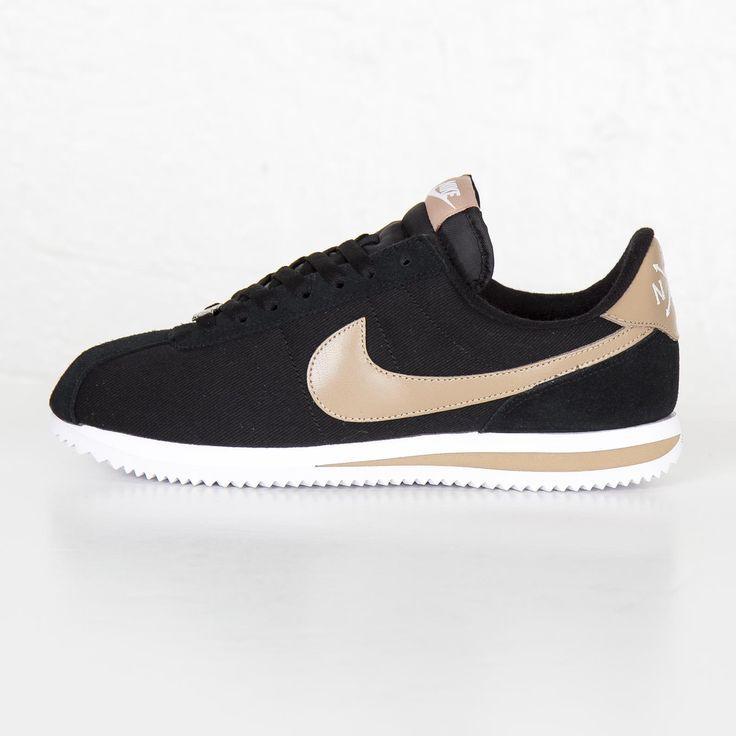 Nike Cortez Basic Premium QS   Nike cortez, Nike, Sneakers