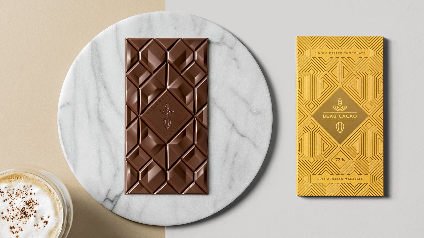 How Bornean Culture Influenced This Stunning Chocolate Bar