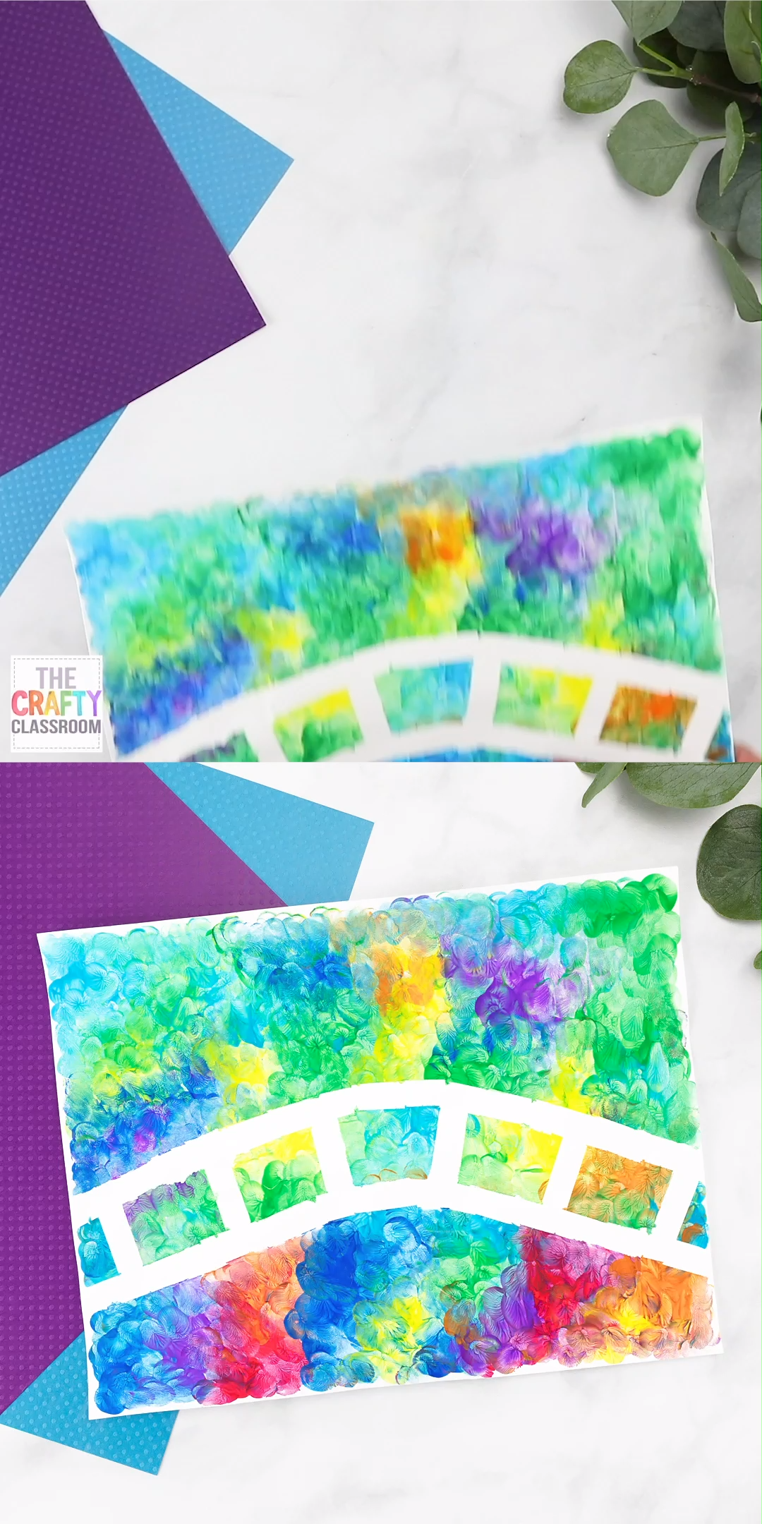 Monet Art Project for Kids