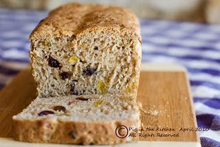 I make this with the raisins, spices and sugar, in a bread machine, and the kids love it. I make it without the raisins, spices and sugar and it's actually really good as a regular gluten free loaf.