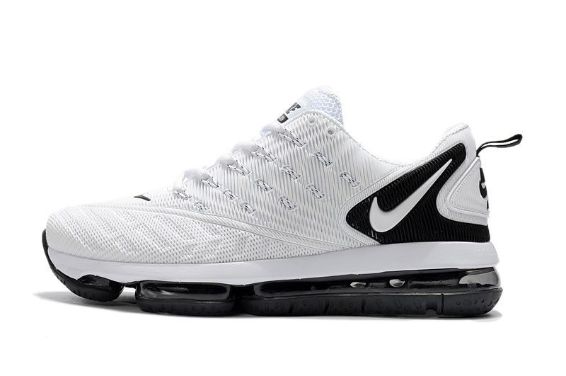 outlet store 6bfcc 009e8 2018 Genuine Nike Air VaporMax 2018 2019 White Black