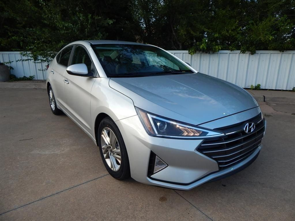 Used Hyundai Elantra for Sale in DEL CITY, OK Hyundai
