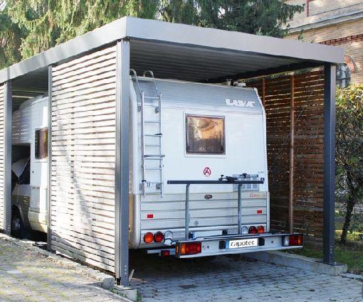 Carport Wohnmobil. Elegant Carport Metall Stahl Freitragend With ...