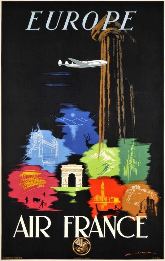Vintage TRAVEL Poster.LAS VEGAS.Room Art Decor.House Interior design.438