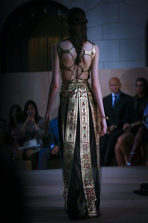 Valentino Mirabilia Romae Haute Couture Fall 2015