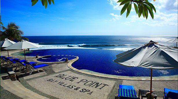 Blue Point Bay Villas Spa Uluwatu Bali With Images Jimbaran