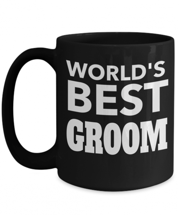Gifts To Give Groom From Best Man Funny Coffee Mug For