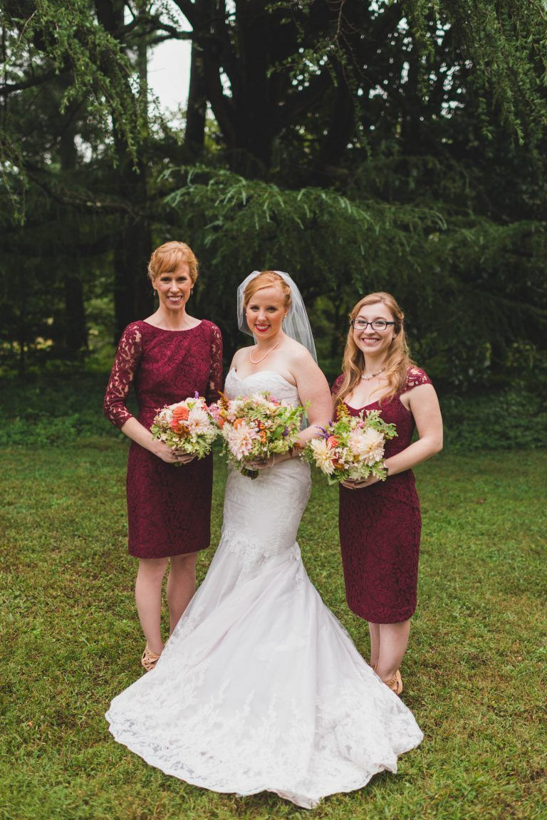 2016 real weddings bridesmaids bellwether events washington dc 2016 real weddings bridesmaids bellwether events washington dc wedding planner burgundy lace dresses ombrellifo Choice Image
