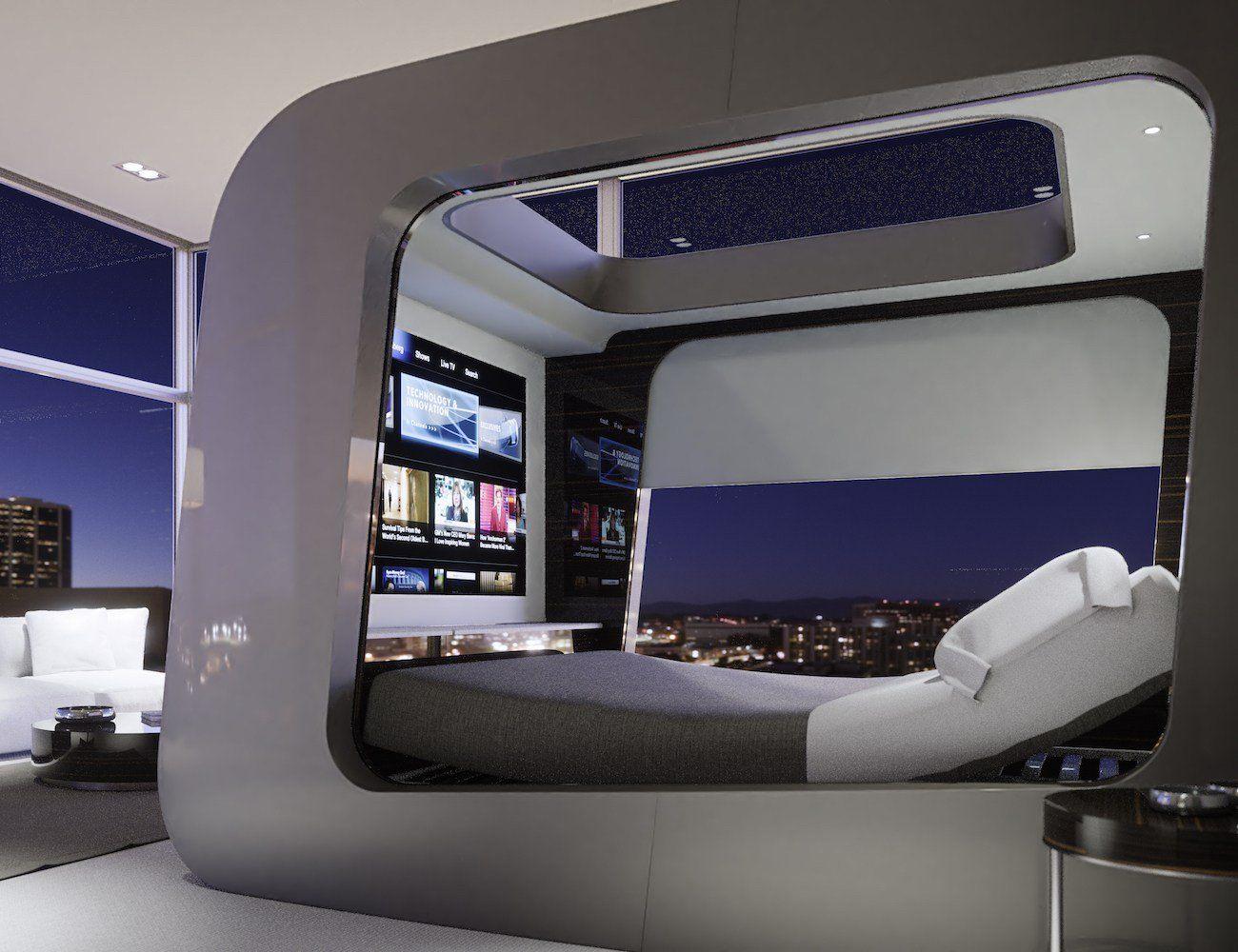 HiCan Revolutionary Smart Bed » Gadget Flow Smart bed