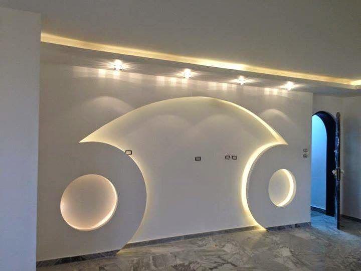 احدث طرق لتركيب ديكورات جبس بورد Ceiling Design False Ceiling Design False Ceiling Bedroom