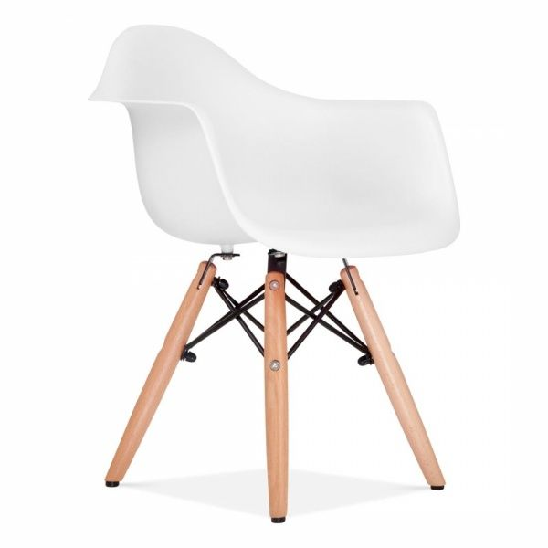 Astonishing Playful And Stylish Our Charles Eames Style Kids White Daw Ocoug Best Dining Table And Chair Ideas Images Ocougorg