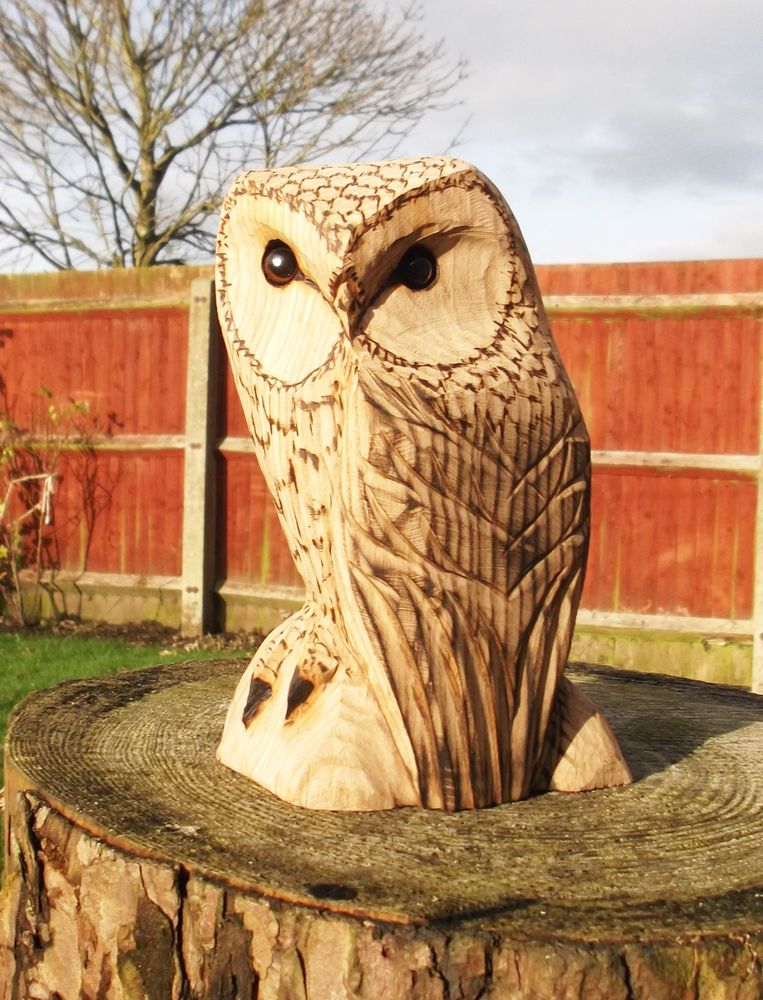 Ornamental owls for garden images animal statues