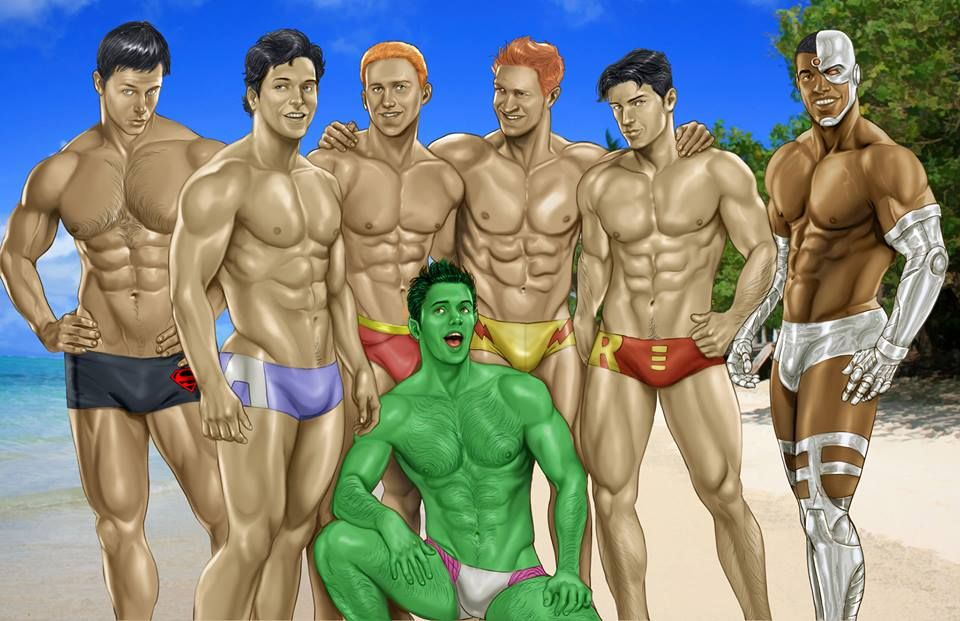 youtube gay underwear