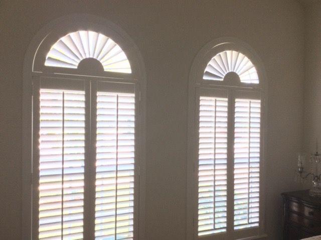 Asap Blinds Specialty Shapes Custom Window Treatments Window