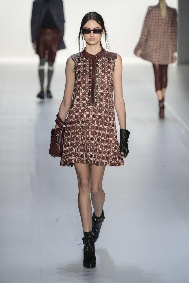 winter dress 2 - Colcci, SPFW, Inverno 2013