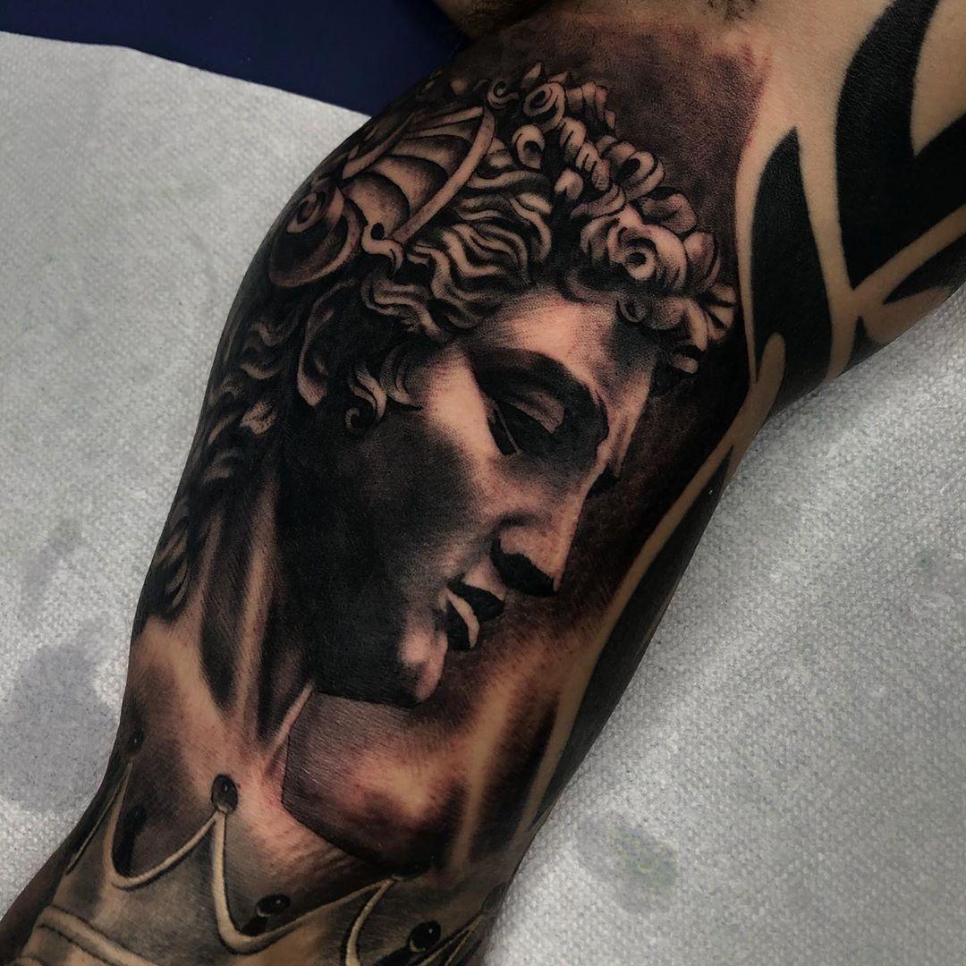 Greek Tattoos Mythological Tattoos Aphrodite Tattoos