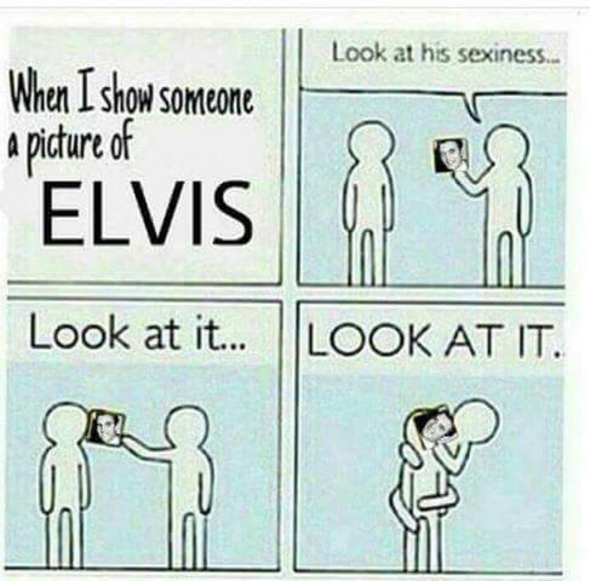 This is me and I'm sure every #Elvis fan!! #Elvis2017 @cyndy316