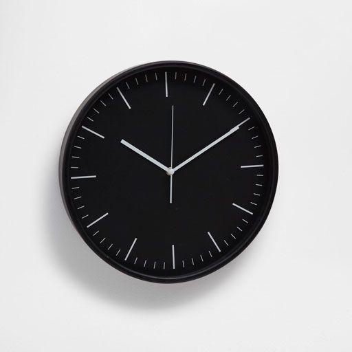 Imagem de produto Relógio redondo lacado