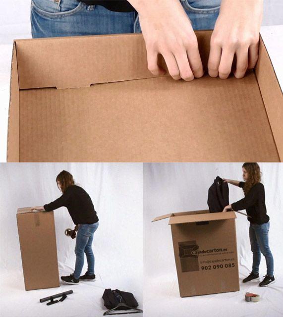 Ordena tu casa con cajas de cartón reciclado: https://www.cajadecarton.es/cajas-carton-canal-doble/1-caja-750x450x1000mm?utm_source=Pinterest&utm_medium=social&utm_campaign=20160616-caja_750x450x1000mm
