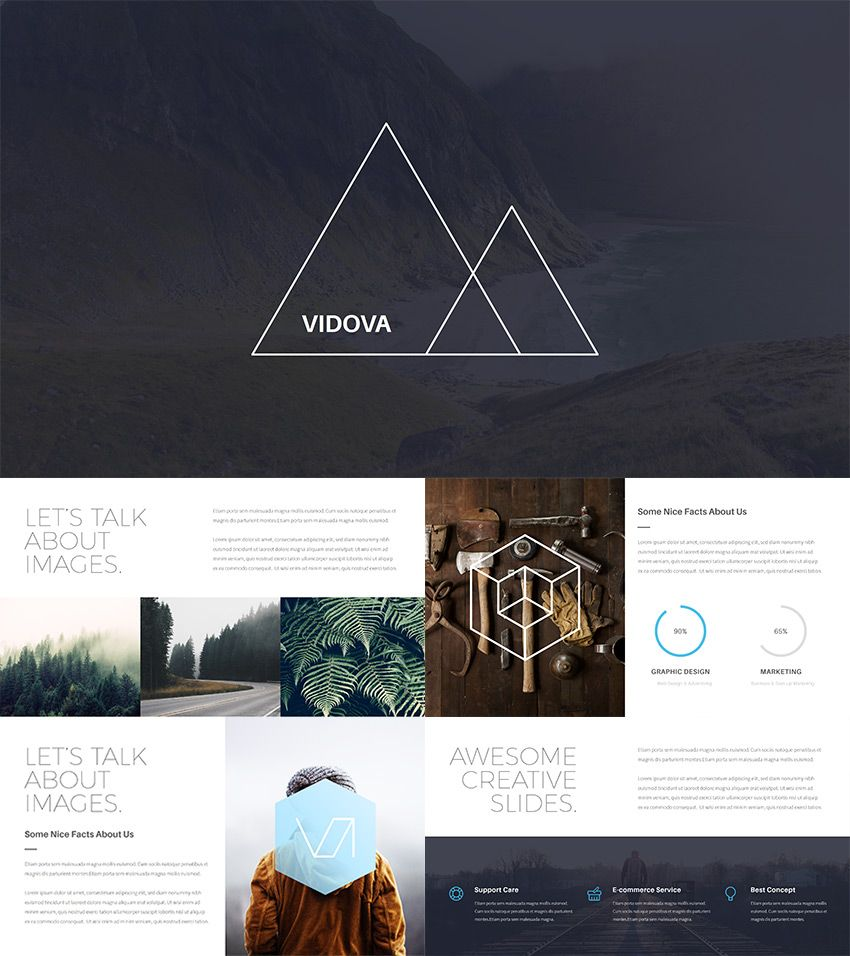 Modern powerpoint presentation theme web pinterest 15 creative powerpoint templates for presenting your innovative ideas toneelgroepblik Gallery