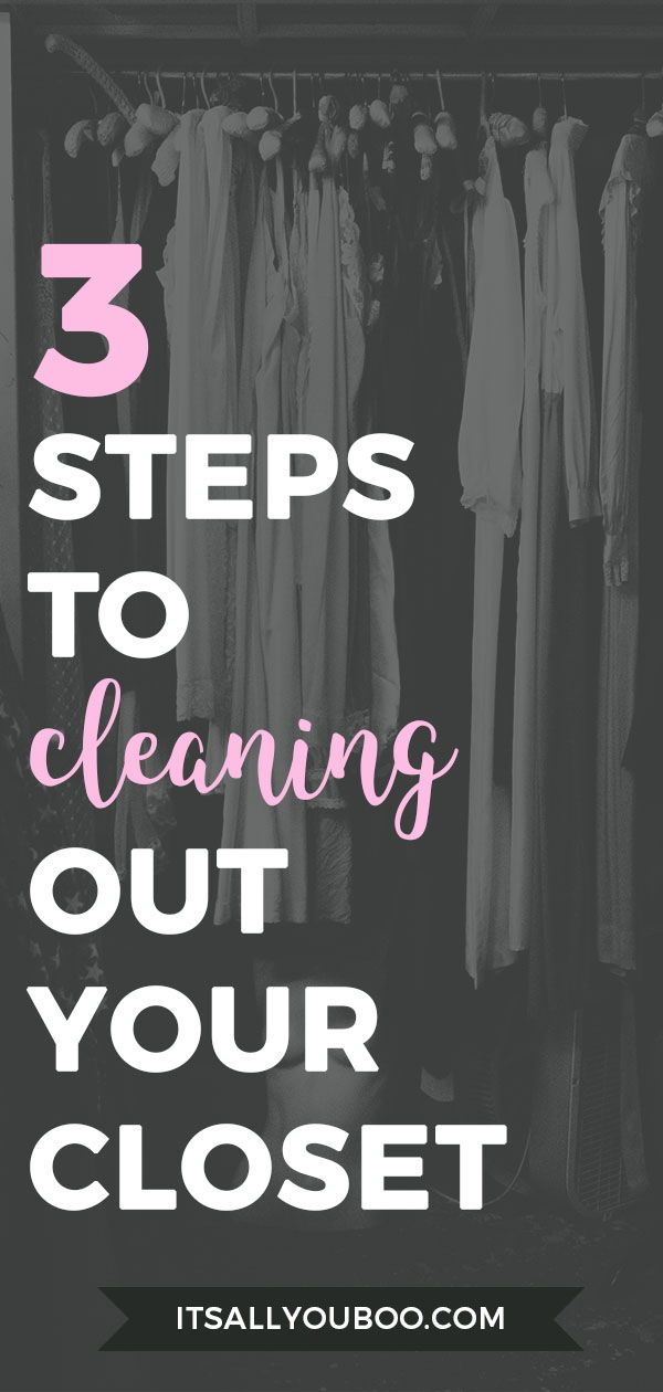 How To Clean Out Your Closet The Ultimate Guide Clutter