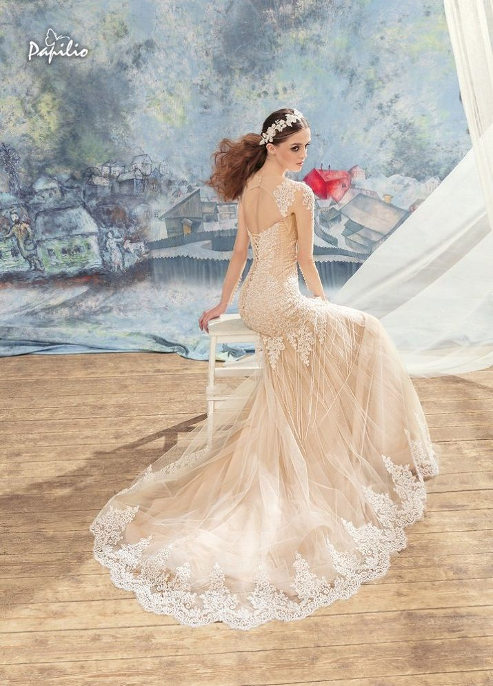 "Papilio wedding dresses ""Wings of Love gowns"""