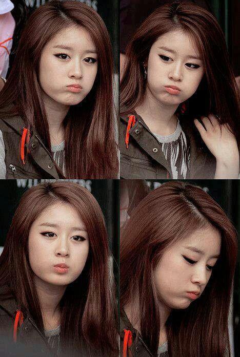 Super Cute Jiyeon♥♥♥!