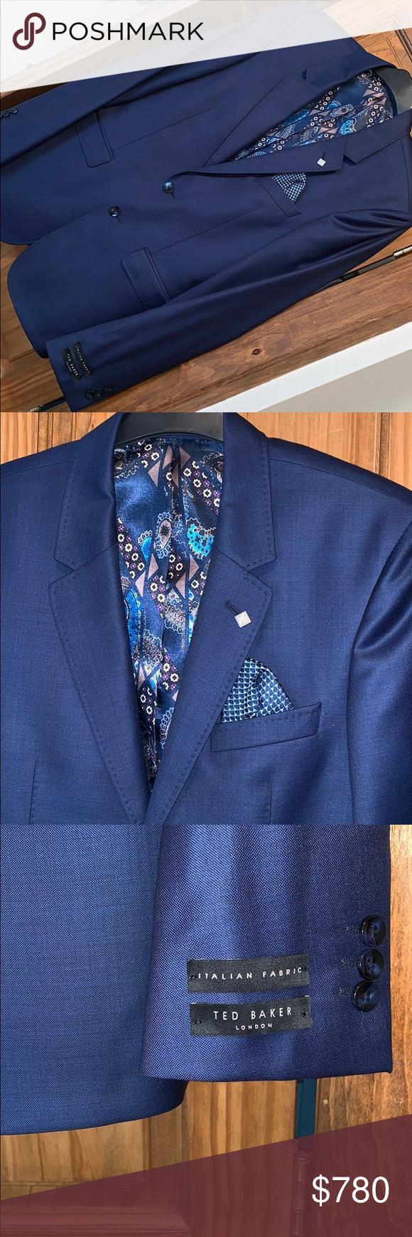 Ted Baker 3 Piece suit (BLUE) Men's Ted Baker 3 piece suit (NEWWW) Never been worn! Has been in Bloo...