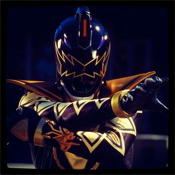 Tommy Oliver Returned As Black Ranger Tokusatsu Power