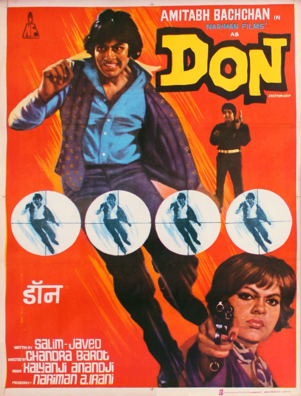 Bollywood Movie Posters Deewaar