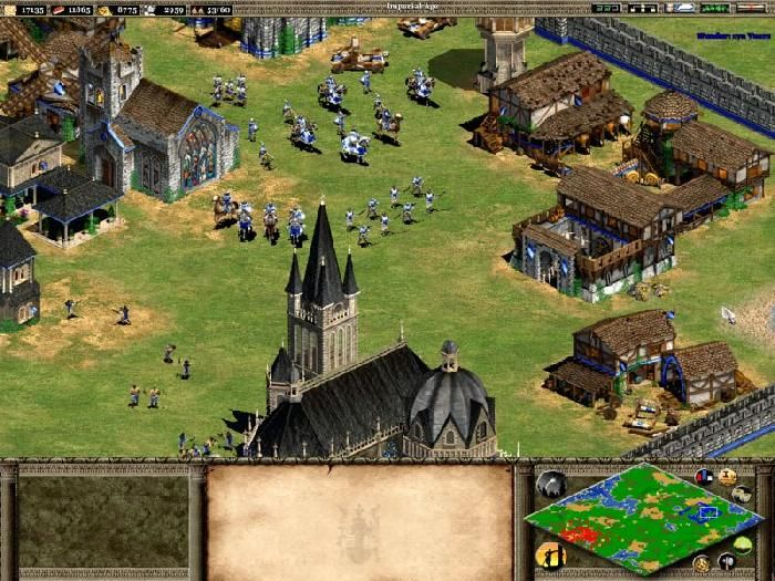 Playing With The Britons Age Of Empires Ii