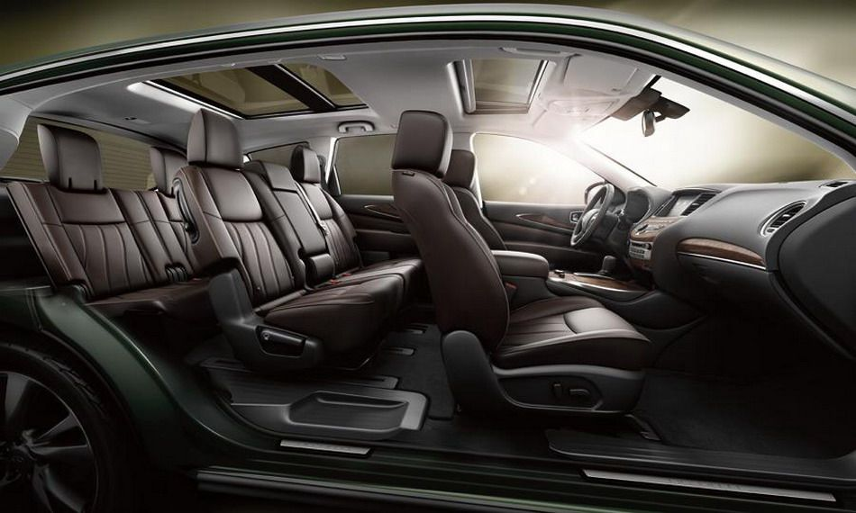 2017 Suv Bmw X5 Interior 7 Seat Design