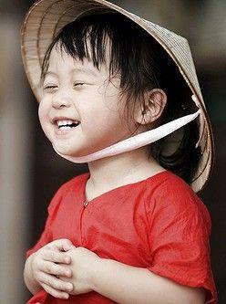 Красивые смеющихся детей 8