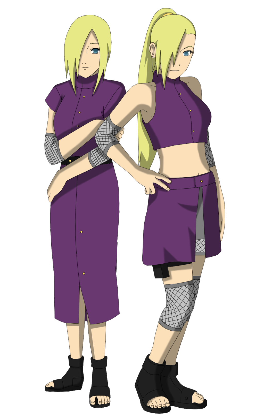 Hinata, Sakura, Ino and Tenten - Naruto The Last | Naruto World ...